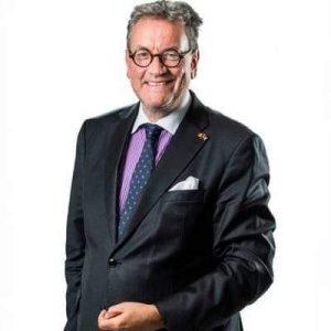 Club Diplomatique de Belgique - Président Pascal Grégoire